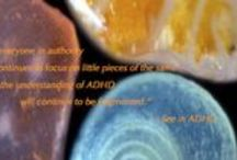 """The Many Understandings of ADHD / """"ADHD is like having a Ferrari brain  with bicycle brakes.""""  ~ Dr. Ned Hallowell"""