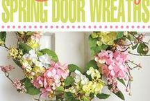 Making the House Pretty / Home decorating ideas