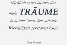 Poesie Weisheiten Sprüche / Sayings