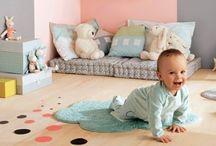 Nursery Room Ideas / Nursery room wall decoration