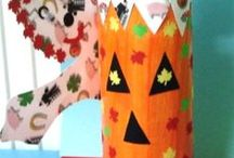 Halloween ideas / Some Halloween Ideas for kids
