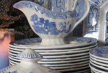 Porcelain and tabelware inspiration