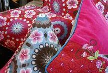 Plush Pillows & Blankets