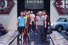 SHIYAN весна-лето 2015 / SHIYAN весна-лето 2015 показ на Неделе моды в Москве  #SHIYAN #НеделеМодывМоскве #MFW #весналето2015 #SS2015 #SpringSummer2015