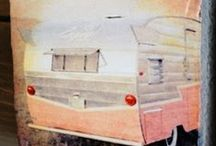 Airstream Dreaming / Sometimes we dream of just hitting the road. In style, of course!
