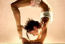 Saved by Yoga / Yossi is a huge yoga fan. We could all use a little more stress-relief. Tips and motivation for yogis!