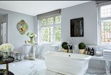 Luxury Bathroom Retreats / Bathroom and spa design - ideas and inspiration!