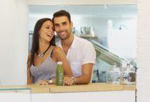 Tienda BeBo Barcelona / Tienda especializada en zumos verdes saludables y nutritivos Cold Press 100% orgánicos para el bienestar y la salud.