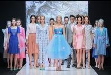 VERA KOSTYURINA Spring/Summer 2016 / VERA KOSTYURINA Spring/Summer 2016 Показ VERA KOSTYURINA на Mercedes-Benz Fashion Week Russia.