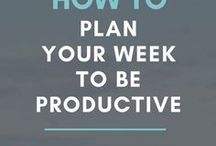 LEARNING/PRODUCTIVITY TIPS / Tips to help improve productivity and learning process.