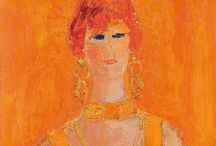 Art orange