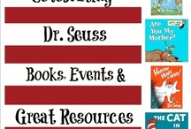 All About Dr. Seuss / by Book Trust