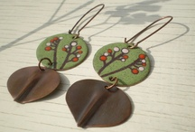 Copper and Enamel (a match made in heaven :-)