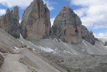 En vadrouille 3 / Col de la Furka - Guarda aux Grisons - Val Müstair - Dolomites - Haute Engadine - Col du Julier