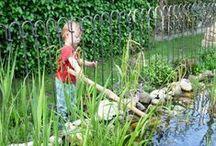 clôtures de sécurité pour étangs / plus infos et prix sur http://www.cloture-etang.be