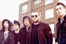 Asking Alexandria  / I don't care what they say, I'll always love this band <3