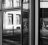 Street Photographers / Rui Palha (P, 1953)   Chema Hernandez (E, 1963)   Julien Legrand ( )   Mark Cohen (US, 1943)