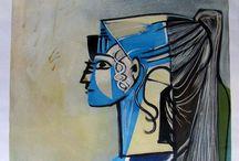 Sylvette David / by Vicou S.