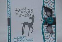 Cartes Christmas Deer