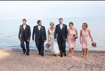 Madeline Island Weddings / Find inspiration from past weddings on vibrant Madeline Island.