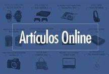 Artículos Online / Compra por Internet y ahorra hasta un 40%