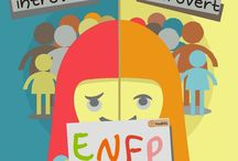 ENFP --> Ambivert / My INFP's extroverted alter ego
