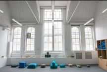 Moberly Studio / Our temporal space in Kensal Rise!