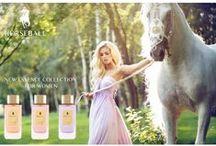 Horseball Paris Parfum / Découvrez notre gamme de parfum Horseball Paris