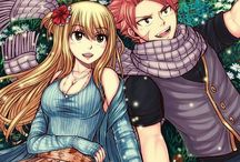 NaLu / Natsu Dragneel and Lucy Heartfilia => NaLu