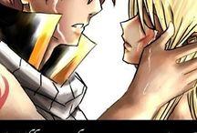 NaLu comics / Different NaLu comics from Internet. *^*