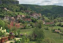 En vadrouille 8 / Auvergne - Figeac - Cahors à pied par la Vallée du Célé - Conques