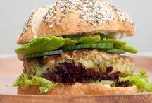 Vegan Burgers Rule The World!