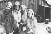 Laura Ingalls and Family/Little House on the Prairie / by Mary Roberts