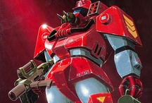 And Giant Robots...