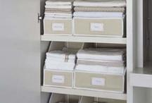 Organizzazione / da Buona amante dell'ordine ho scelto di raggruppare qui delle fonti d'ispirazione.