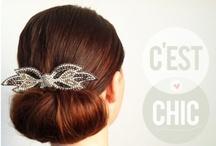 DiY Hair Styling idee per raccolti e pettinature / DiY ideas for hairstyles