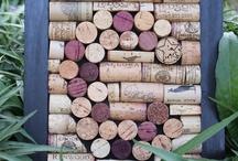 DiY idee di riciclo Sughero / DiY idea to recycle Cork