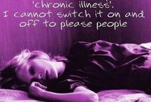 Chronic pain / by Shelley Keeble