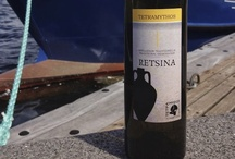 Summer theme: A new reinvented and organic Retsina has arrived Denmark