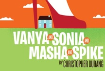 Vanya and Sonia and Masha and Spike / Tony Award winner for Best Play! Vanya and his sister Sonia tolerate the mediocrity of their middle-aged lives in Bucks County, PA, until their movie-star sister Masha returns for a visit that shakes things up. With her boy-toy Spike in tow, Masha incites a madcap family reunion complete with all the comic genius that only Christopher Durang can deliver. / by City Theatre Company