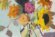 Floral Scapes / Artful flowers