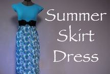 DIY Abbigliamento: Vestiti / DIY Clothes: dress