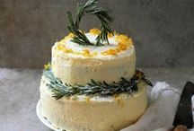 CAKES // GATEAUX / Sweet recipes of cakes: cheescakes, fruit tarts, custard tarts, cakes, carrot cakes, banana breads, palvola...  // Recettes sucrées de gateaux : cheescakes, tartes aux fruits, flans, cakes, carrot cakes, banana breads, palvola ...
