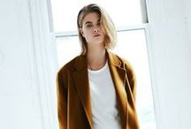 AUTUMN & WINTER STYLE // MODE AUTOMNE & HIVER / Street style, fashion and looks for autumn and winter  //  Mode automne et hiver