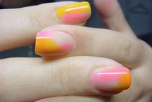 NAILS // ONLGES, VERNIS / Nail art  //  Vernis à ongles, manucure