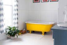 BATHROOM // SALLE DE BAIN / Fit out bathroom and decorate it  // Aménager sa salle de bain et la décorer