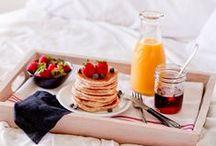 BREAKFAST // PETIT DEJEUNER / Recipes for breakfast (scones, bread, muffins, granola, muesli ...) // Recettes pour le petit déjeuner (scones, pain, muffins, granola, muesli ...)