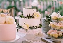 Wedding Cakes / Gorgeous wedding cakes, cakelets and candy buffets
