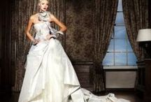 Boho bride chic / Beautiful Wedding dresses for the Boho Bride that dares to be different