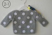 Libélula - Jerseys bebe / Colección otoño - invierno / Os presentamos nuestro catálogo de jerseys y cazadoras para bebe. Ropa toda hecha a mano con materiales de calidad.  / by Libélula Handmade